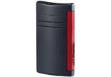 S.T. Dupont MAXIJET系列 – 磨砂黑配紅 噴射式防風火機 (DUP-MAX-020160N)